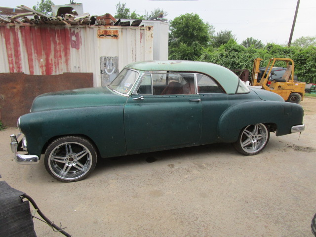 1952 Chevrolet 2 Dr. Hardtop9.12.201710