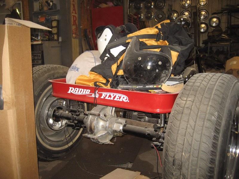 1960 Harley Davidson Trike9.12.201708