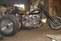 1960 Harley Davidson Trike9.12.201705