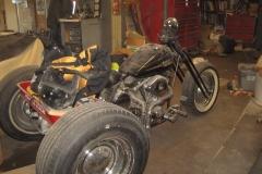1960 Harley Davidson Trike9.12.201707
