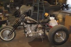 1960 Harley Davidson Trike9.12.201709