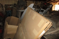 1966 Oldsmobile Toronado frame off started (3)