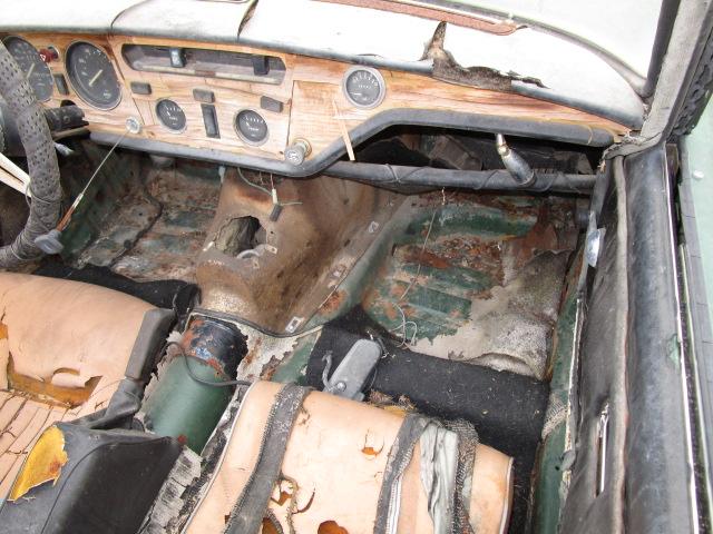 1976 Triumph Spitfire9.12.201704